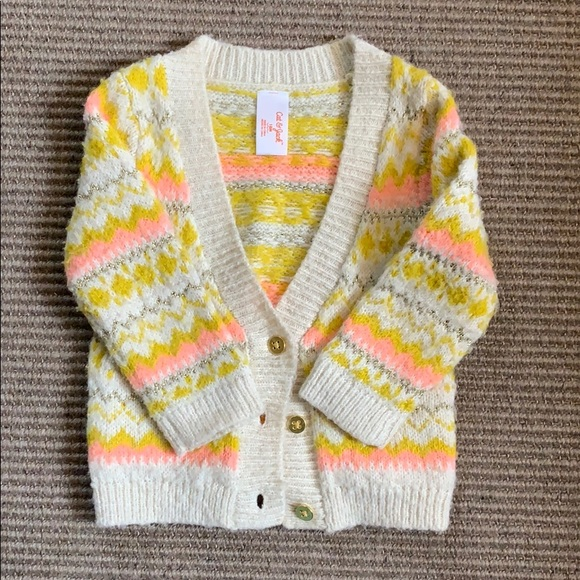 Cat & Jack Other - Girl's cardigan